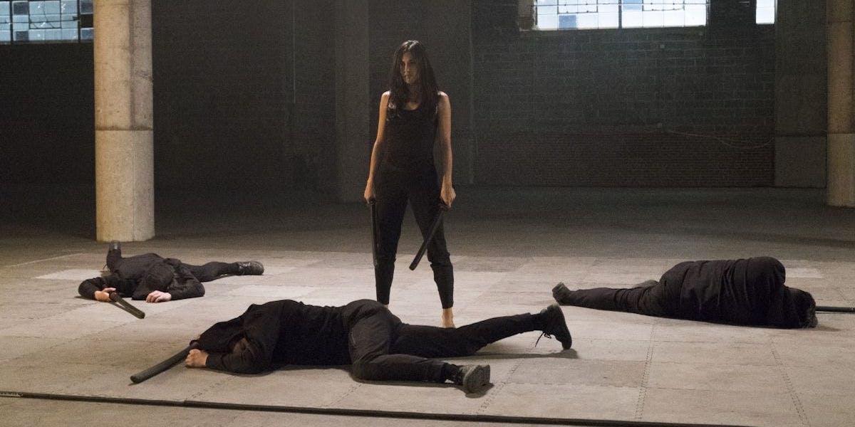 Elektra Fights