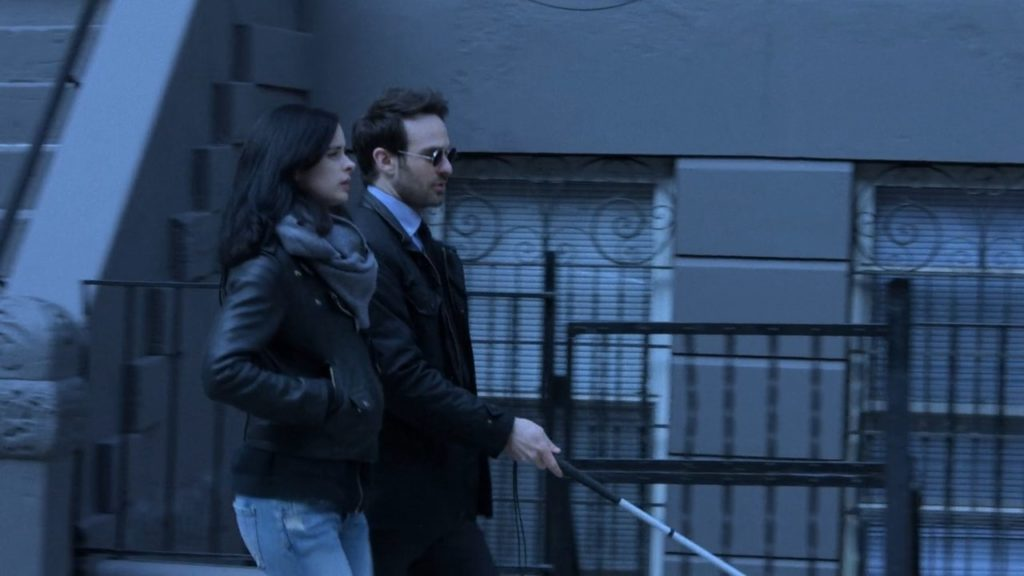 The defenders episode 6 review ashes ashes appocalypse based on her statements matt murdock ends up discovers the blueprints of midland circle where the hole from daredevil season 2 was dug malvernweather Choice Image