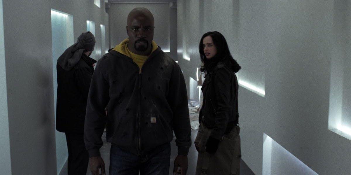 The Hallway Fight