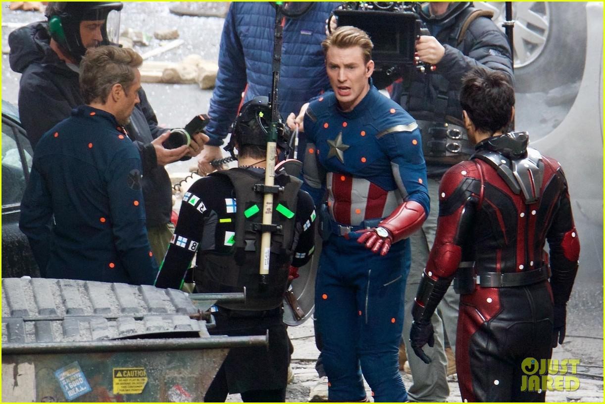 Avengers 4 Rumor The Avengers Make Their Own Infinity