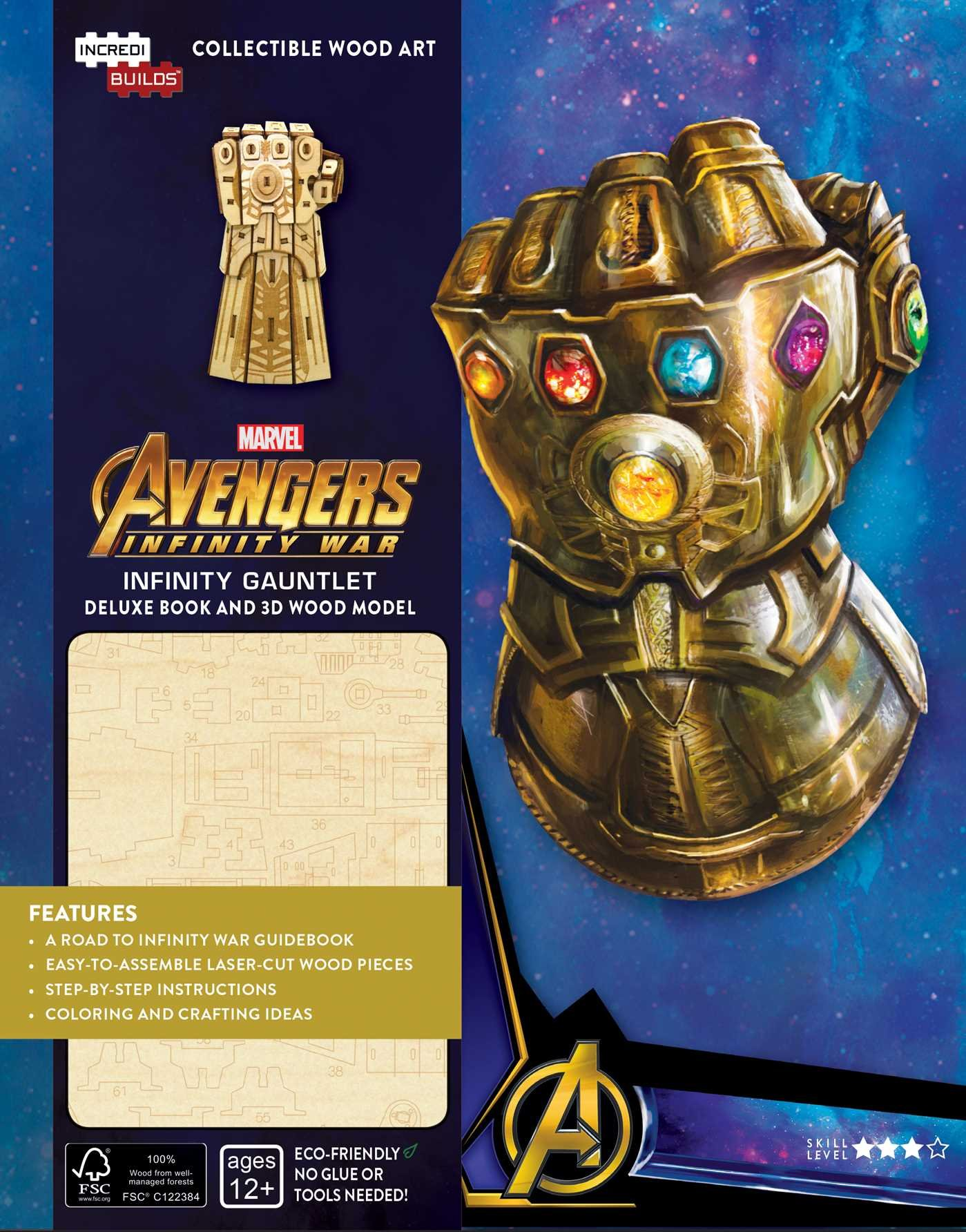 New Avengers: Infinity War art pops up – Appocalypse