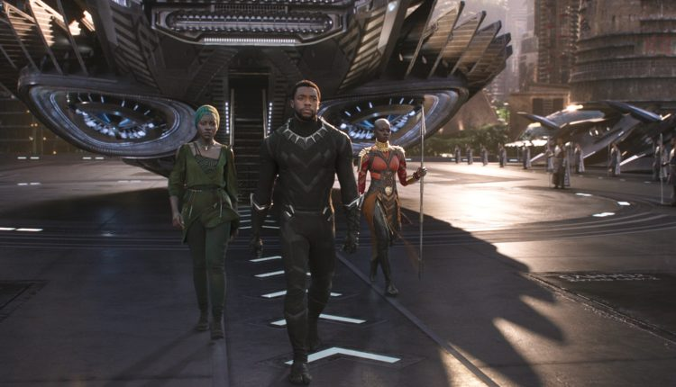 Black Panther passes Iron Man 3 worldwide and The Avengers at the