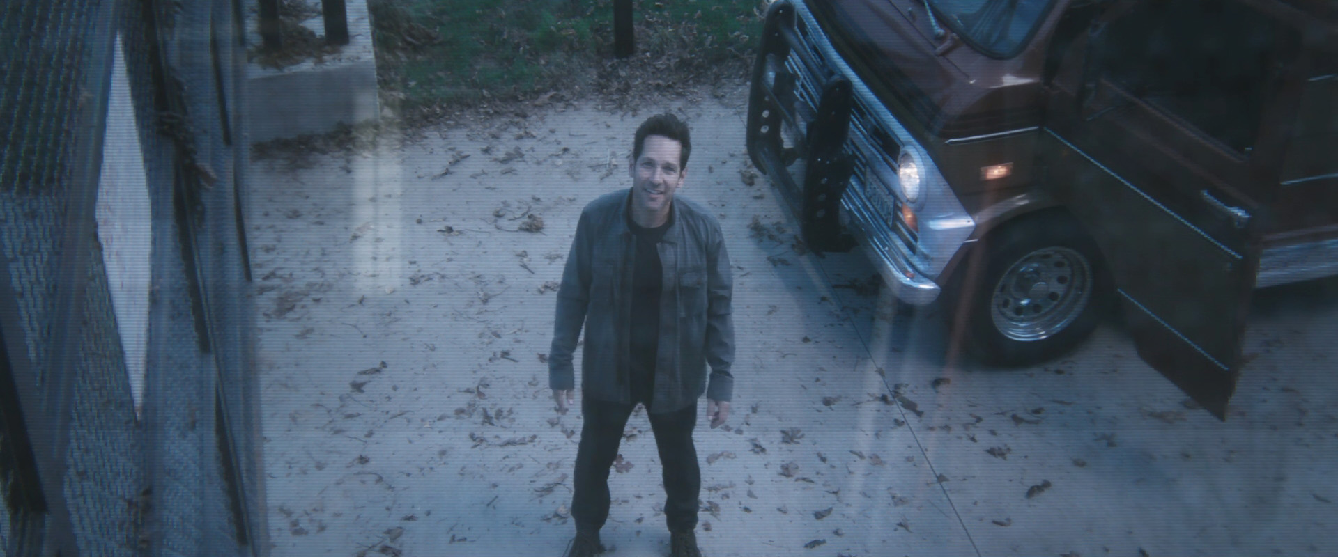 Avengers Endgame Breakdown - Scott Lang Captain America