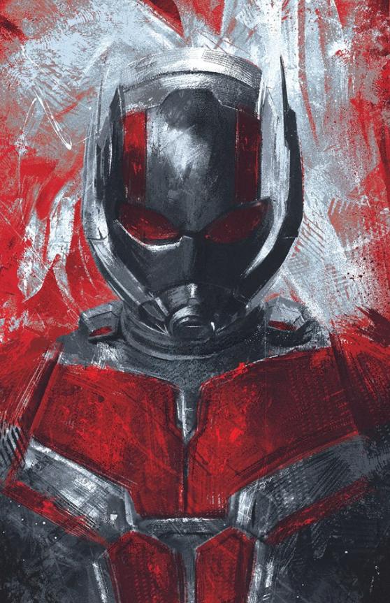 Avengers Endgame Leaked Promo Art 11 - Ant-Man