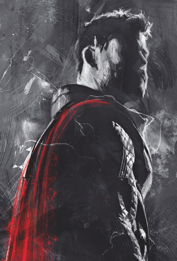 Avengers Endgame Leaked Promo Art 7 - Thor