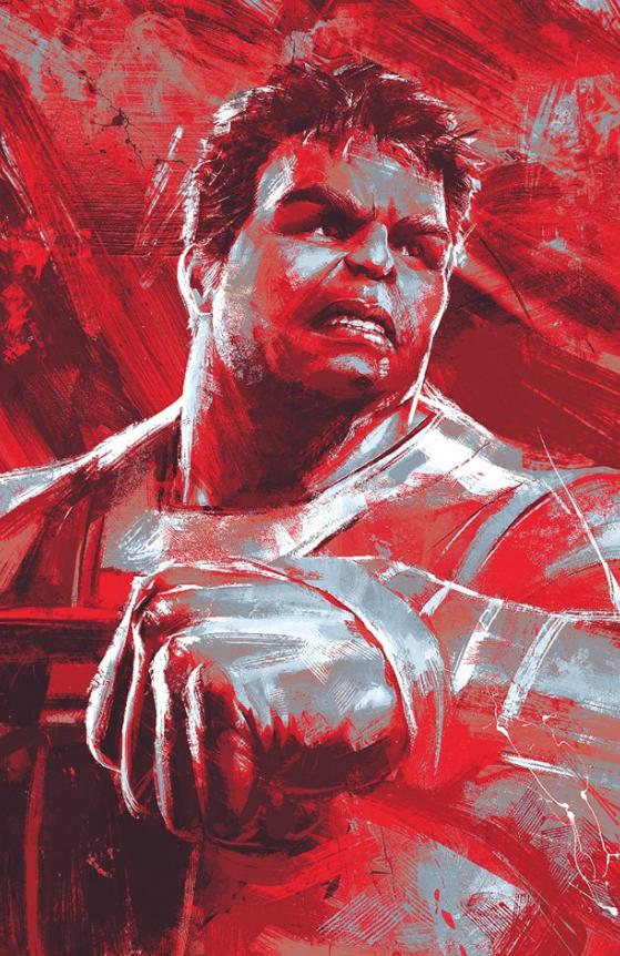 Avengers Endgame Leaked Promo Art 9 - Hulk