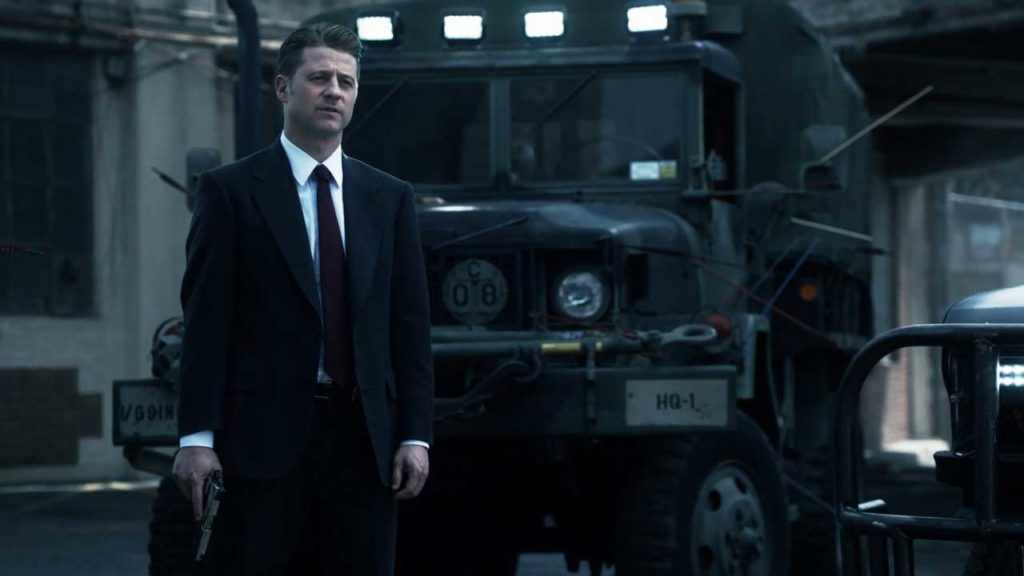 Gotham No Man's Land Season 5 Episode 2 Trespassers Jim Gordon Still