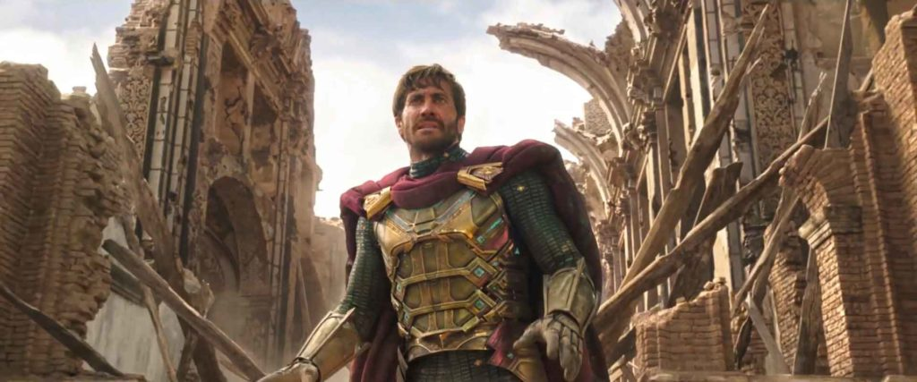 Spider-Man Far From Home Mysterio Trailer Breakdown Easter Eggs