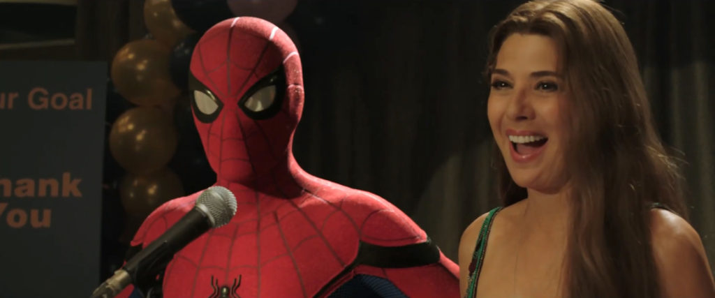 Spider-Man Far From Home Teaser Trailer Breakdown - Aunt May Peter Parker