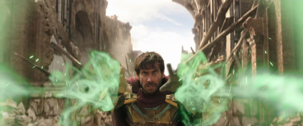 Spider-Man Far From Home Teaser Trailer Breakdown - Mysterio Powers