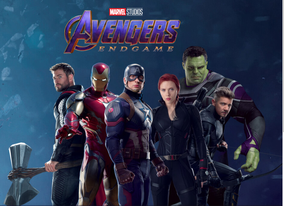 Avengers Endgame Leaked Art Original Team