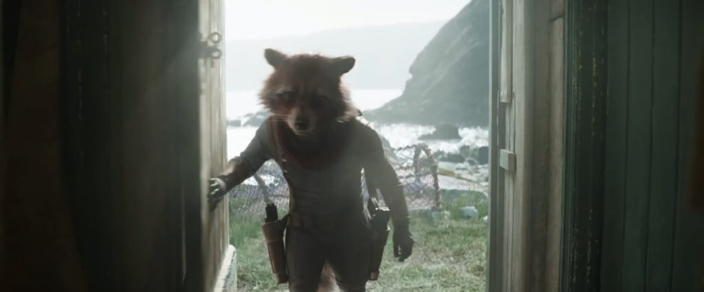 Avengers Endgame Super Bowl Spot - Rocket Raccoon