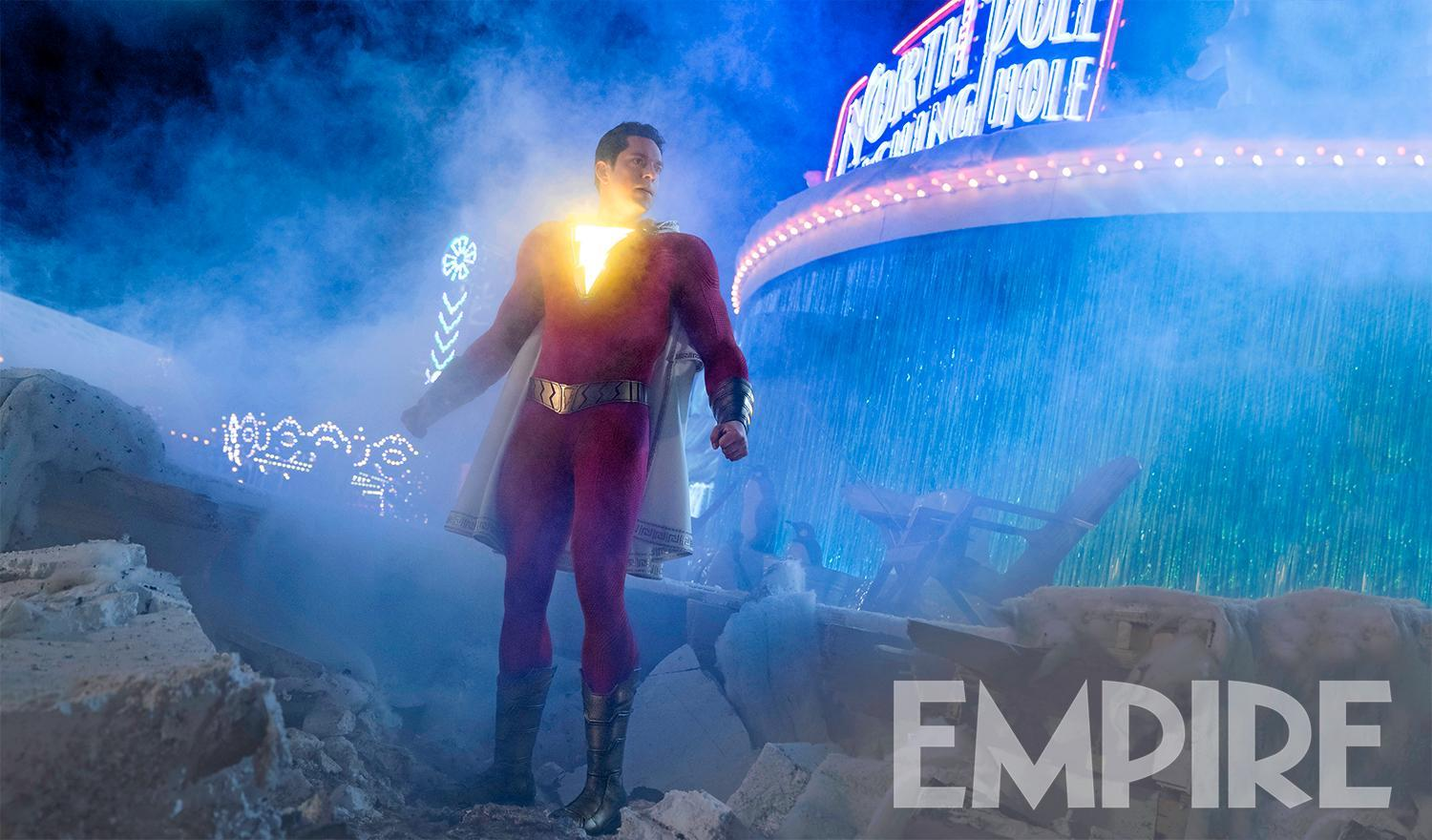Shazam Empire Magazine Still