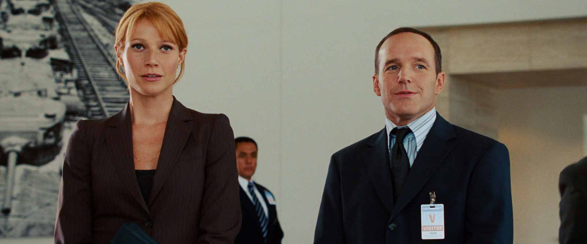 The Road To Avengers Endgame Iron Man - Pepper Potts Clark Gregg