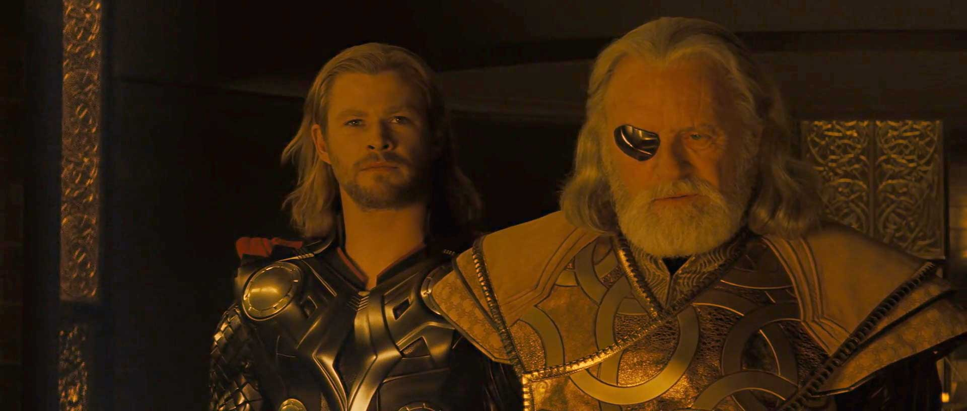The Road To Avengers Endgame Thor - Odin Thor