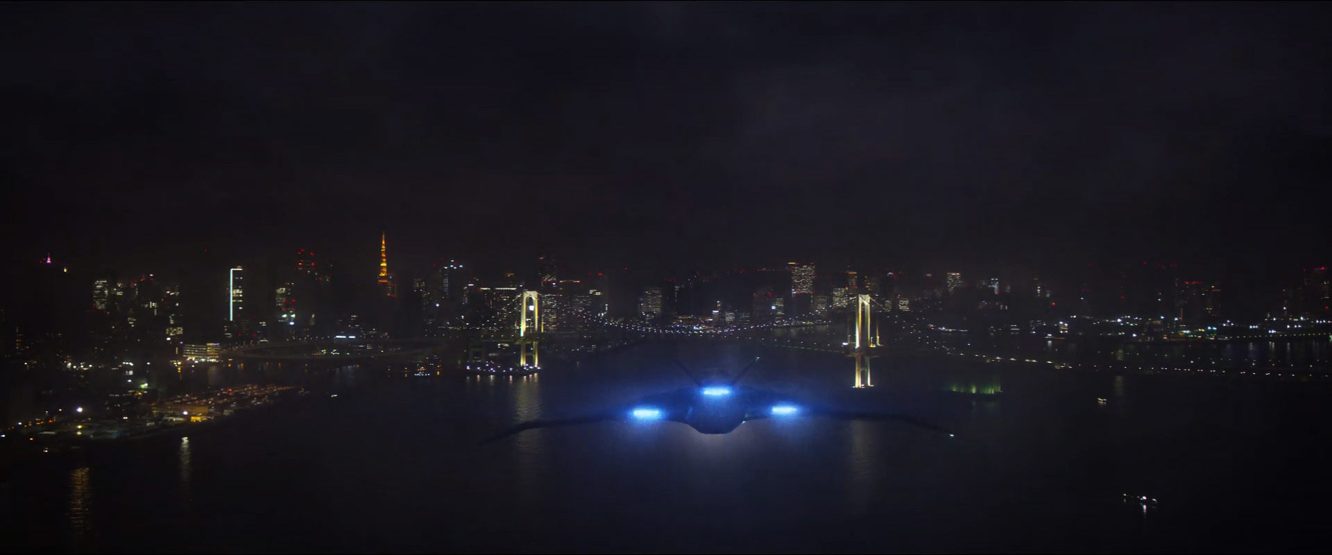 Avengers Endgame Brooklyn Bridge