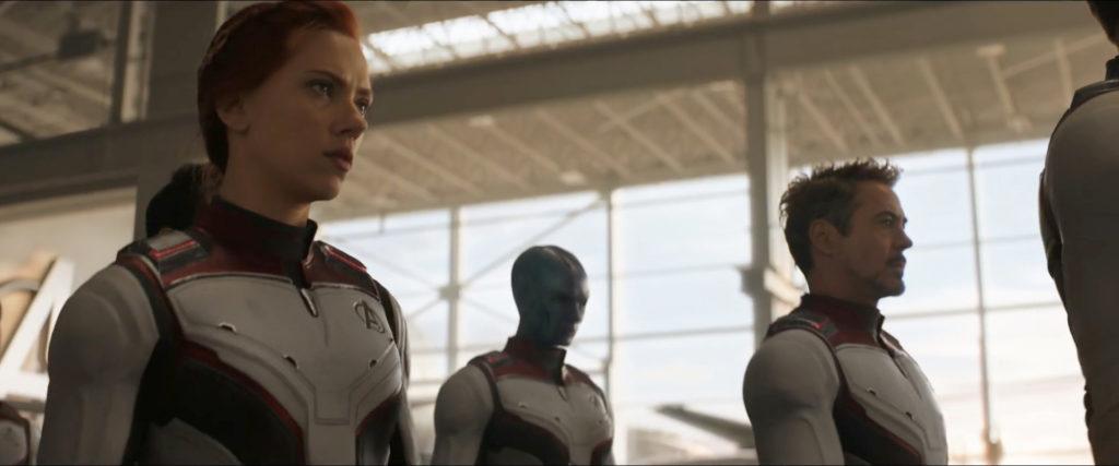avengers  endgame trailer 2 confirms time travel through