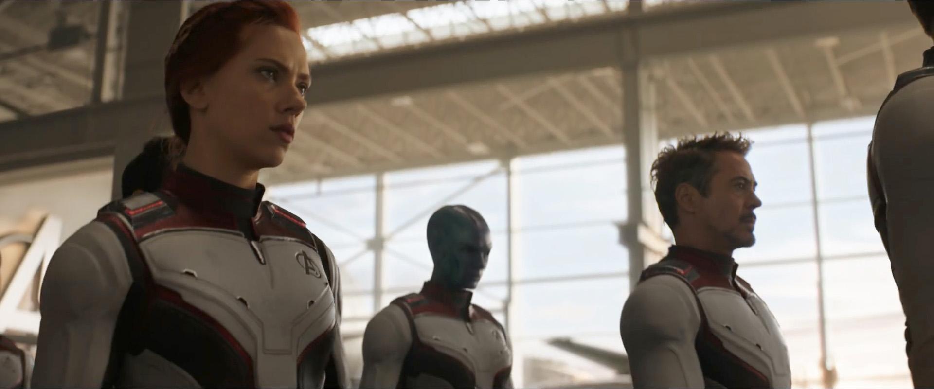 Avengers Endgame Quantum Realm Suits