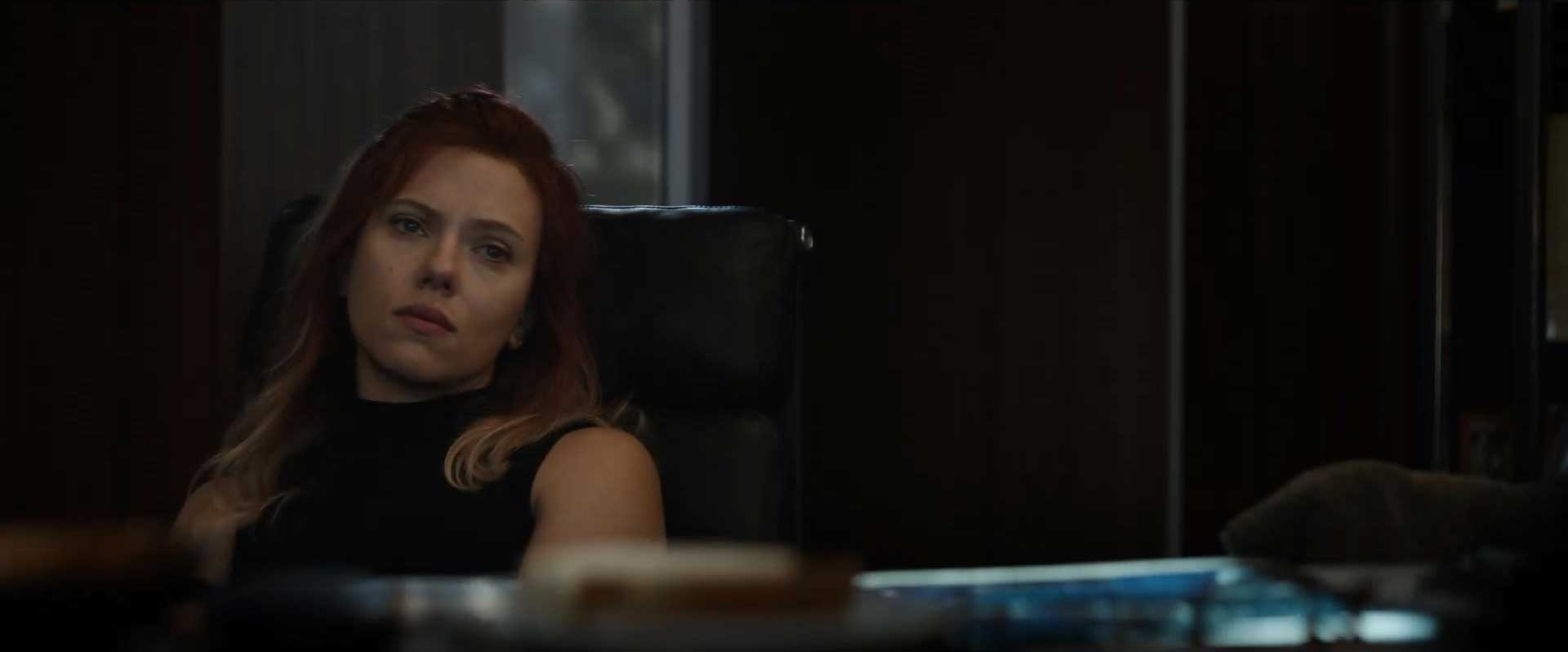 Avengers Endgame Trailer 2 Breakdown - Black Widow Red Hair