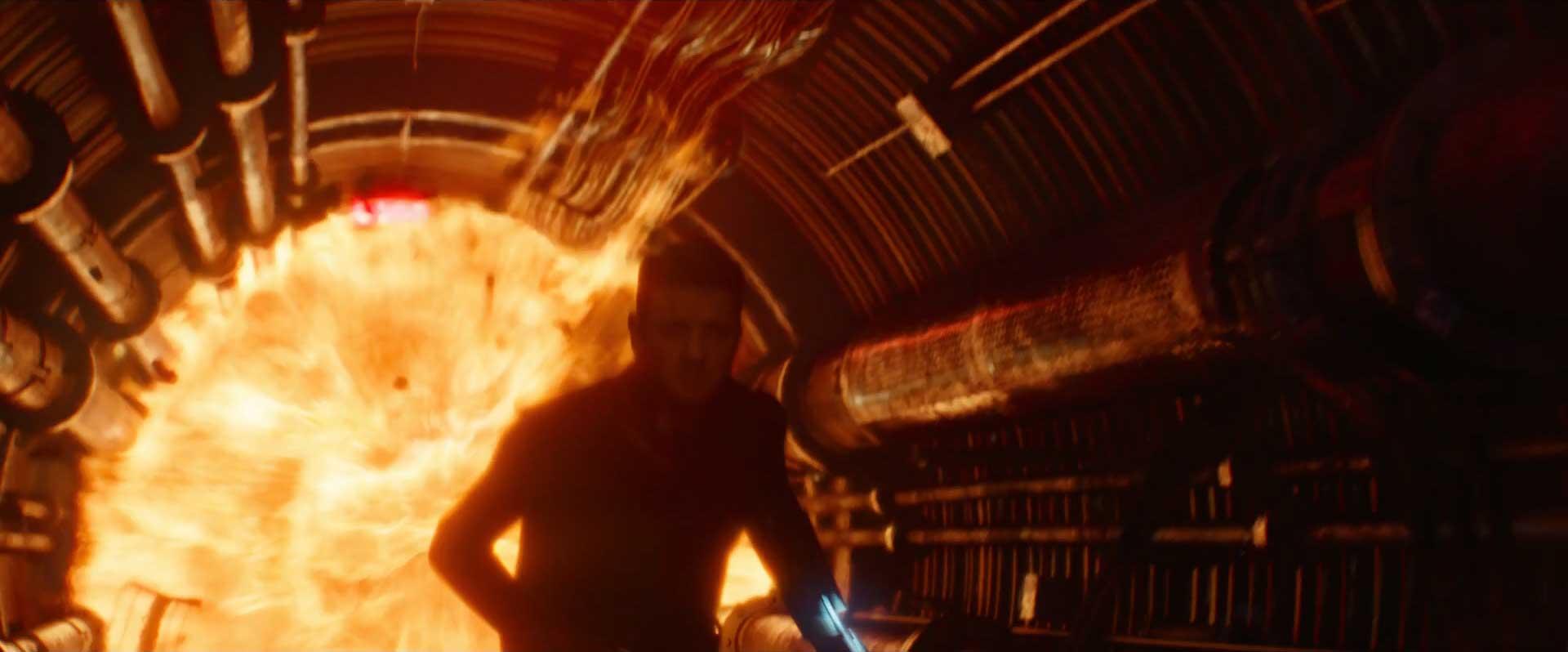 Avengers Endgame Trailer 2 Breakdown - Hawkeye Quantum Tunnel Explosion