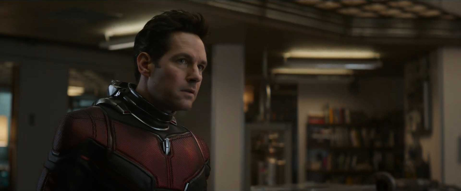 Avengers Endgame Trailer 2 Breakdown - Scott Lang Ant-Man Shining Light