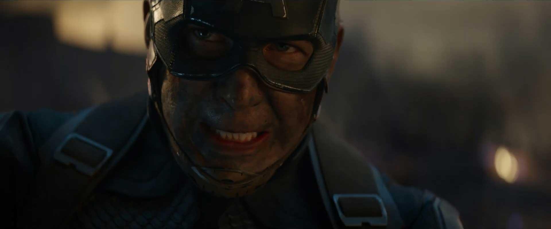 Avengers Endgame Trailer 2 Breakdown - Steve Rogers Captain America Final Stand Titan