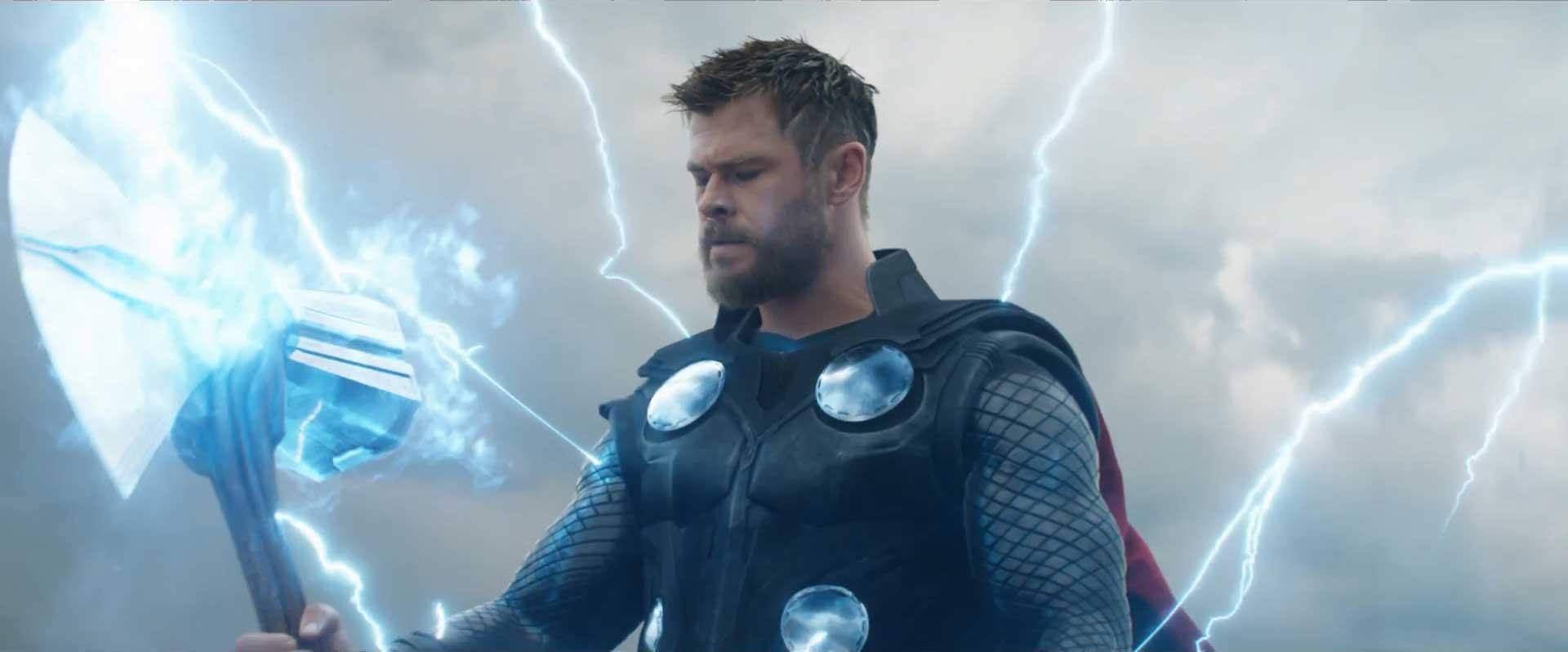 Avengers Endgame Trailer 2 Breakdown - Thor Stormbreaker Infinity War