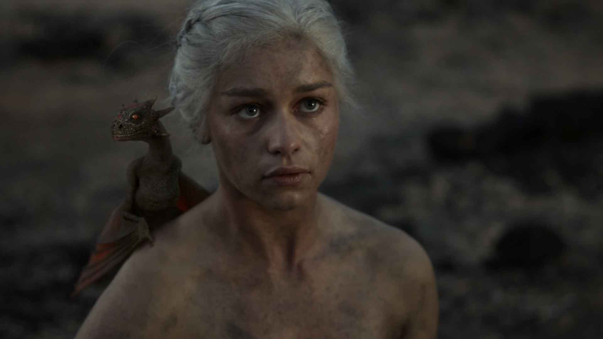 Game of Thrones Season 1 Daenerys Targaryen