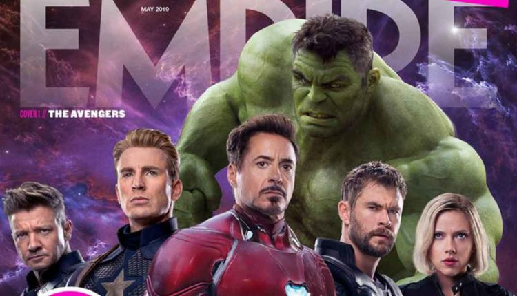 Avengers Endgame Empire Magazine Covers Revealed Including A