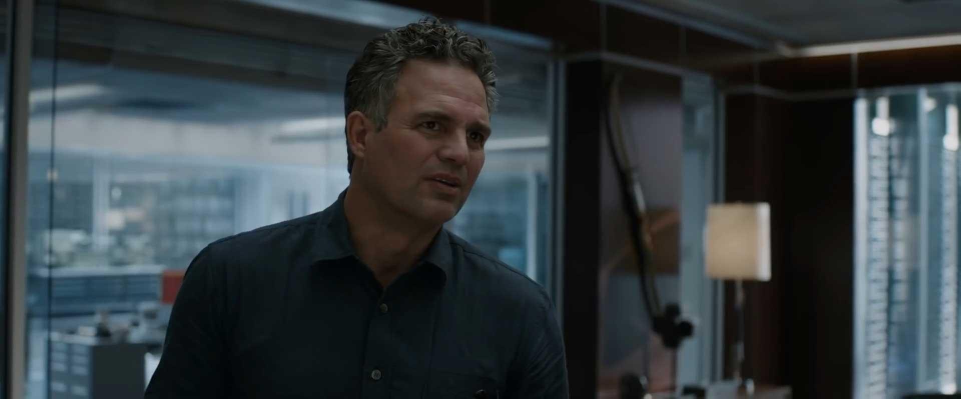 Avengers Endgame Special Look Trailer Breakdown - Bruce Banner