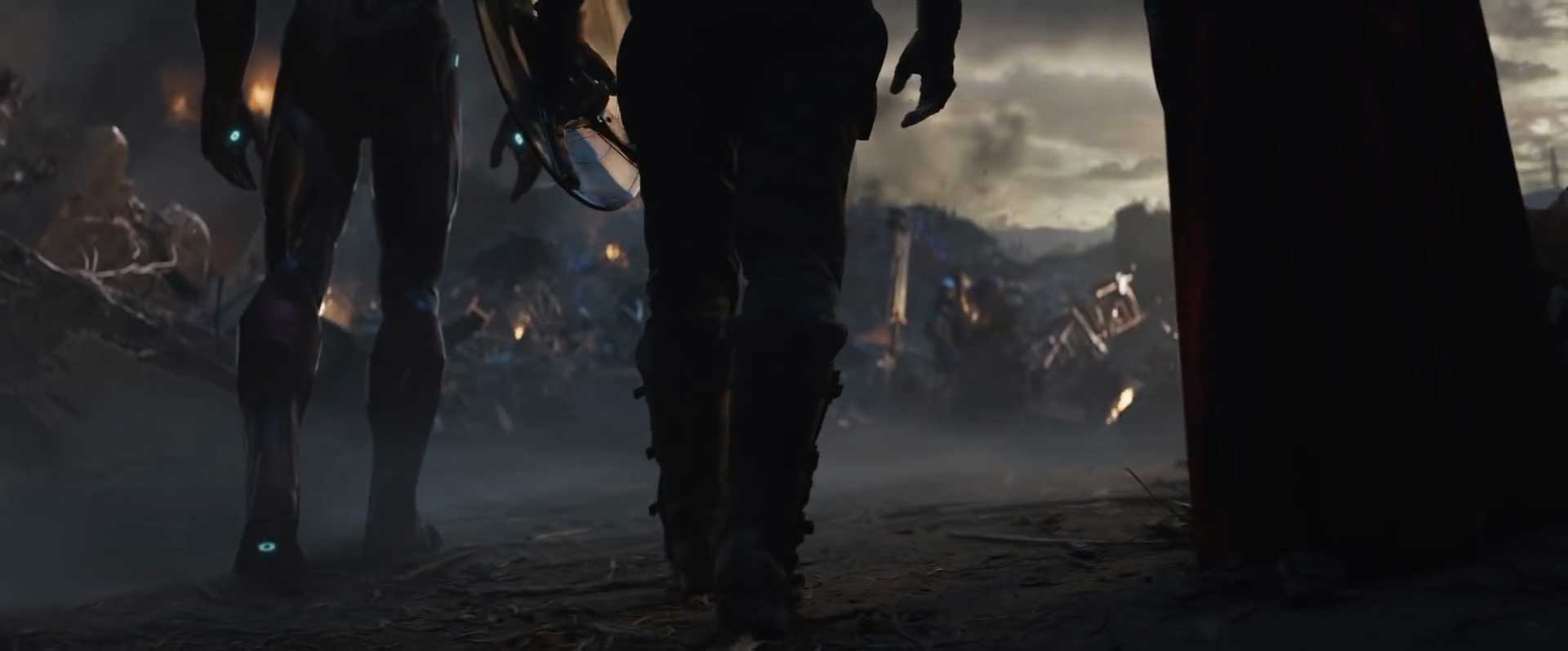 Avengers Endgame Special Look Trailer Breakdown - Iron Man Captain America Thor vs Thanos