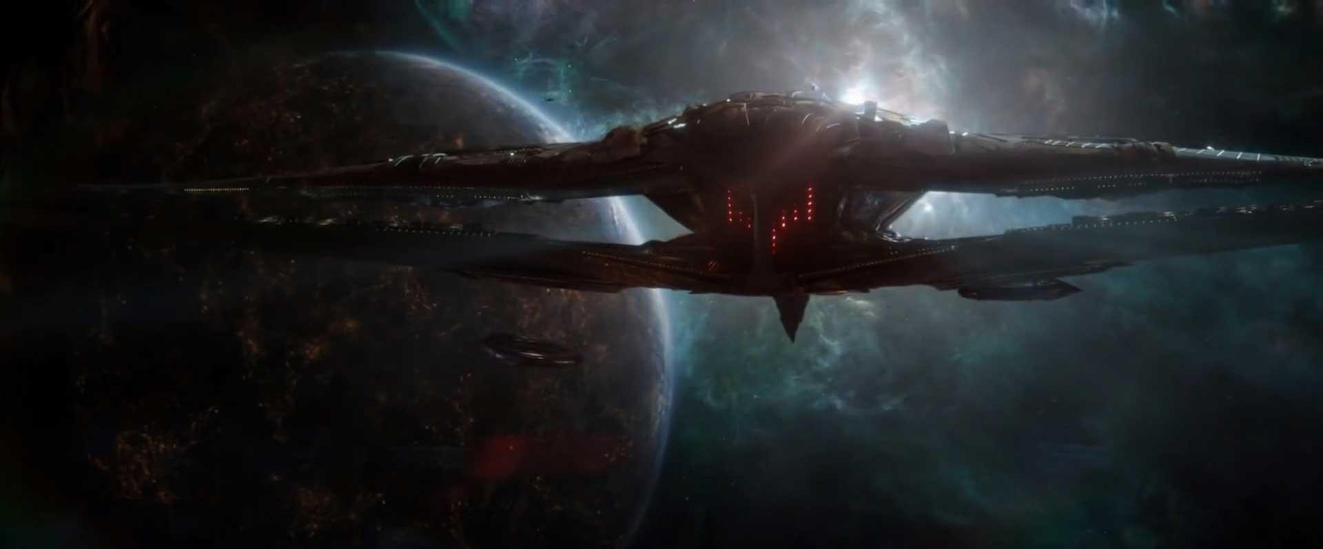 Avengers Endgame Special Look Trailer Breakdown - Milano Benatar Thanos Planet