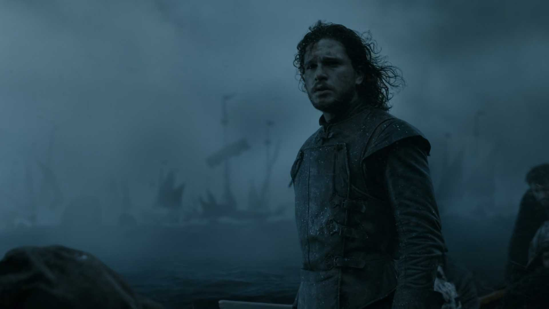 Game of Thrones Season 5 Jon Snow Hardhome