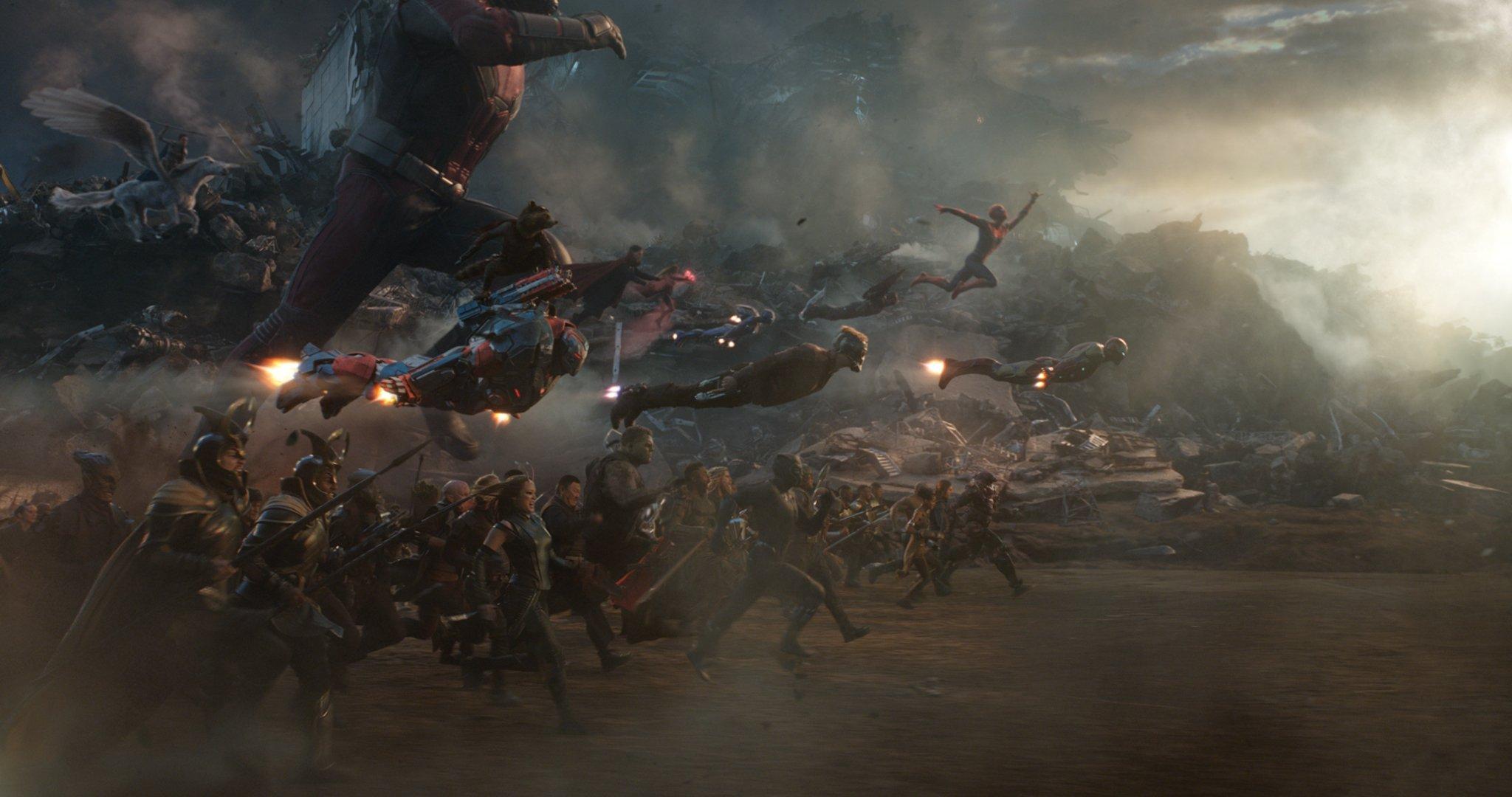 Avengers Endgame Hires Still 1 - Assemble