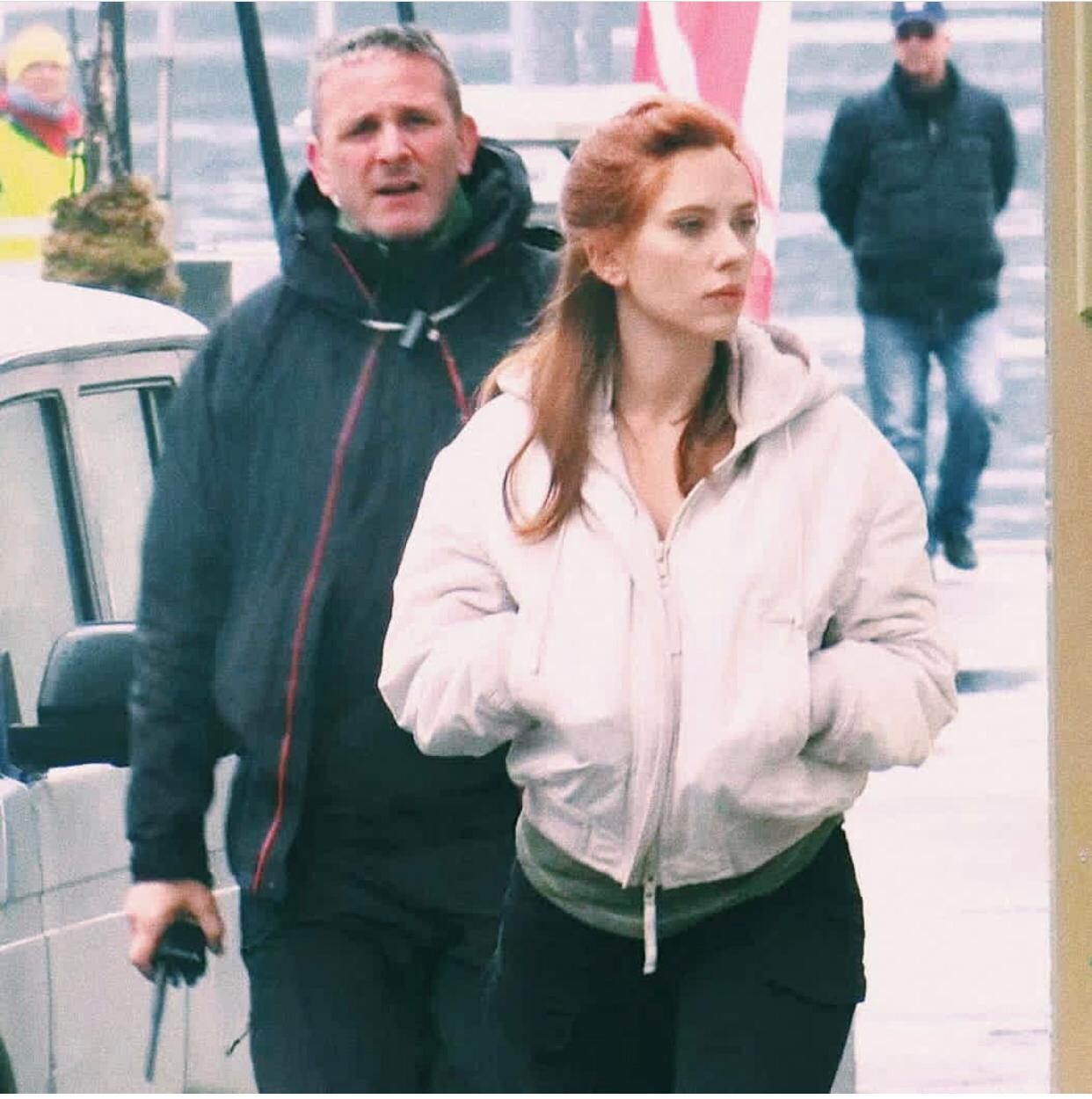 Black Widow Norway Set Photo 10