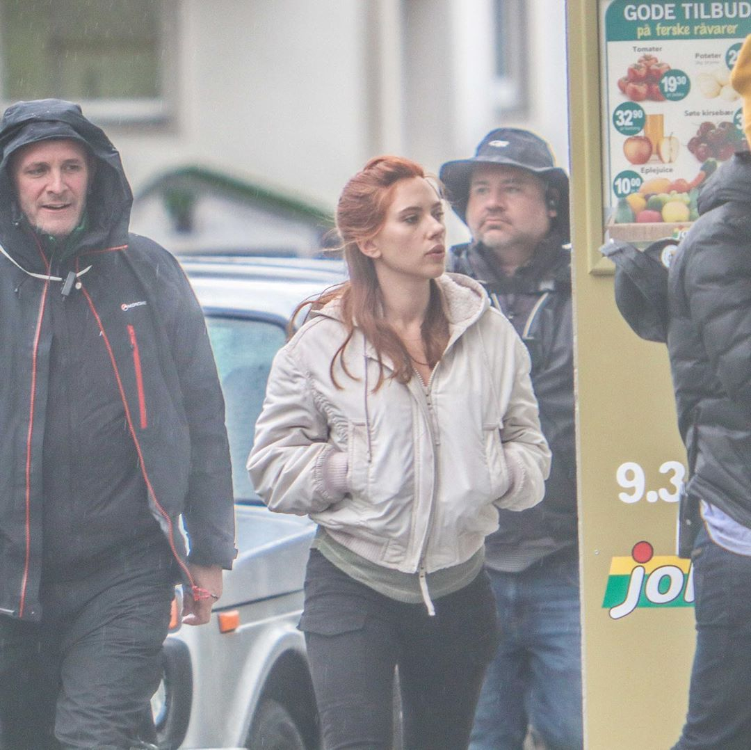 Black Widow Norway Set Photo 16