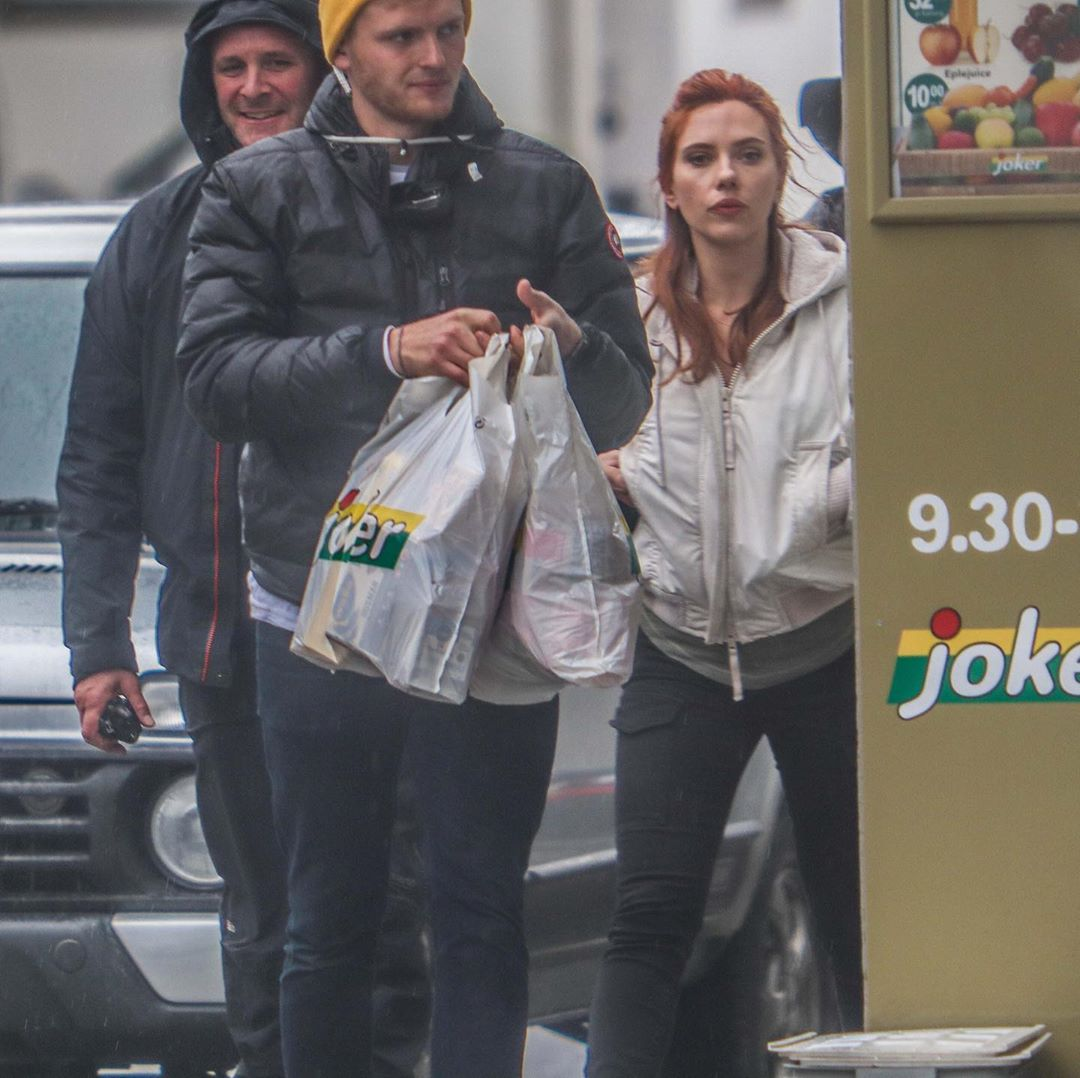 Black Widow Norway Set Photo 17