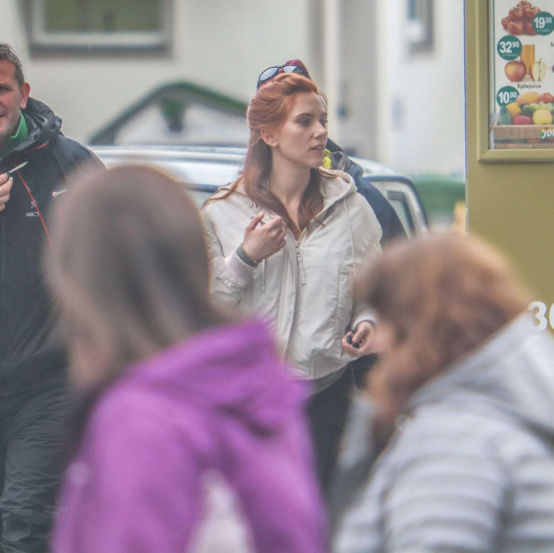 Black Widow Norway Set Photo 18