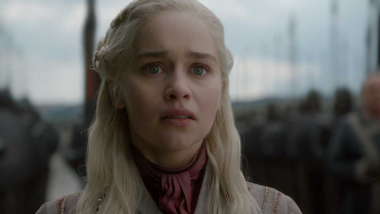 Game of Thrones Season 8 Episode 4 S08E04 The Last Of The Starks - Daenerys Mad Queen