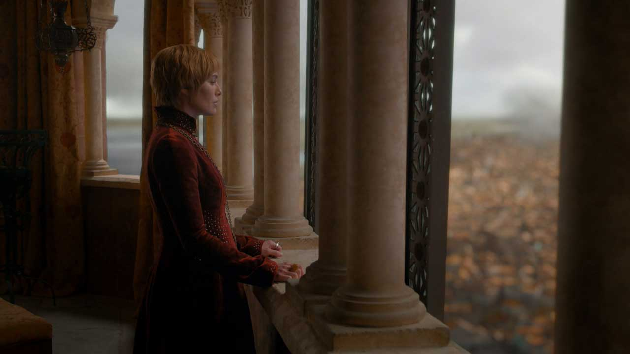 Game of Thrones Season 8 Episode 5 S08E05 The Bells - Cersei Red Keep