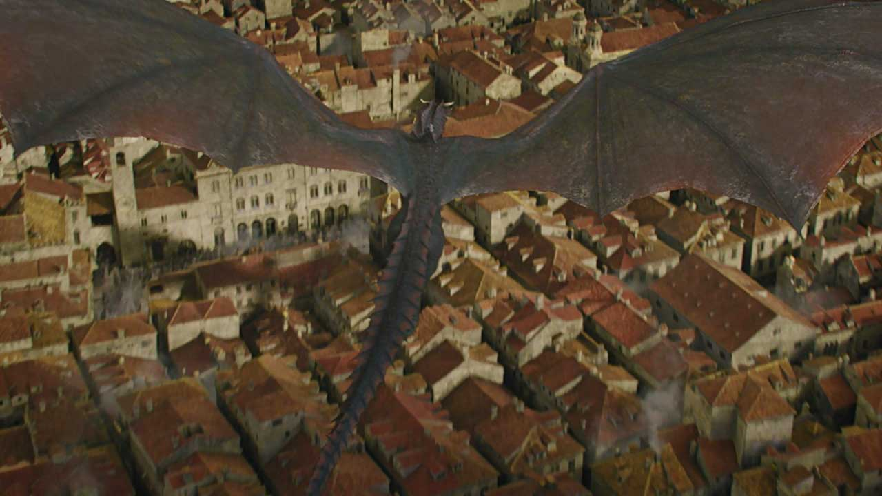 Game of Thrones Season 8 Episode 5 S08E05 The Bells - Drogon Kings Landing