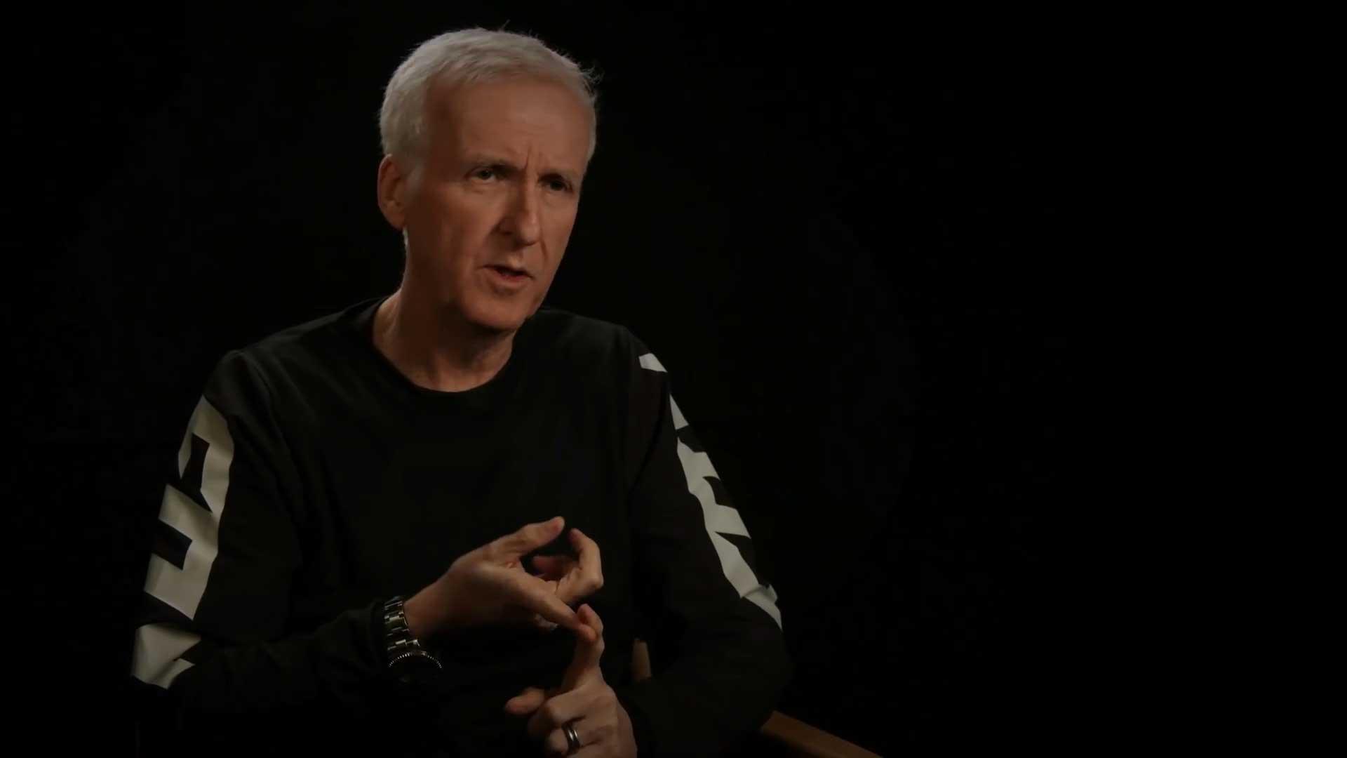 James Cameron Talks Terminator: Dark Fate In Behind The Scenes Featurette