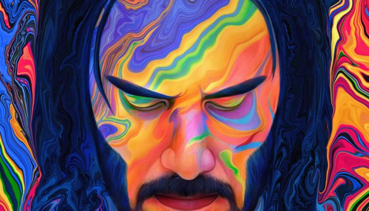 John Wick Chapter 3 Parabellum Artist Poster 3 - Nicky Barkla