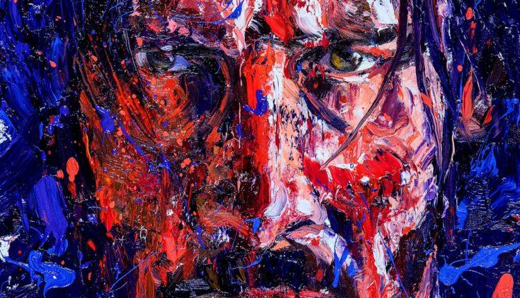 John Wick Chapter 3 Parabellum Artist Poster 4 - Bill Elis