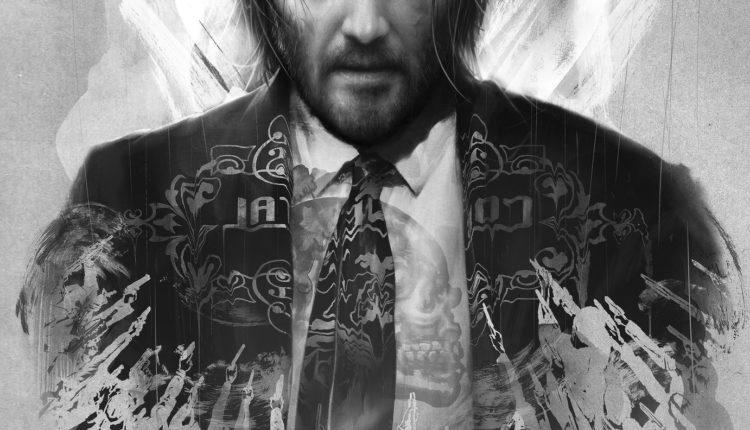 John Wick Chapter 3 Parabellum Artist Poster 6 - Bill Elis