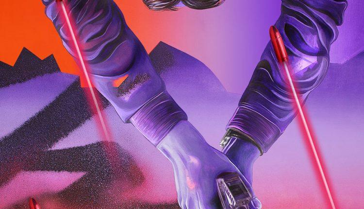 John Wick Chapter 3 Parabellum Artist Poster 8