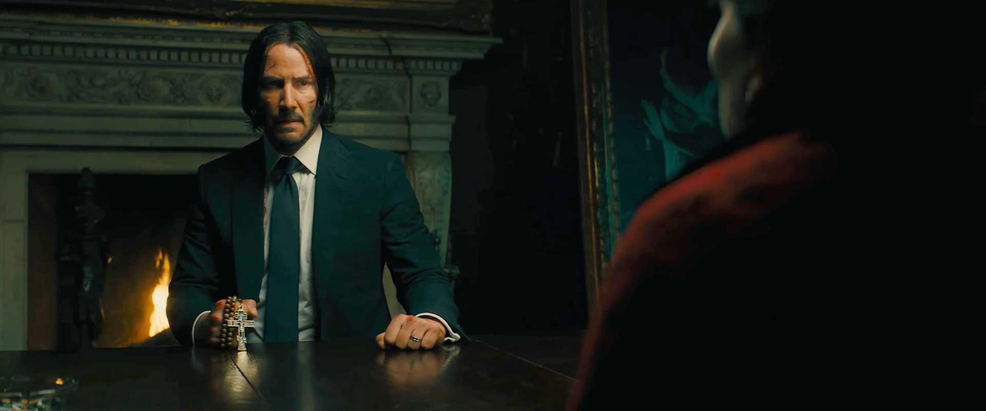 John Wick Has Impossible Odds In A Conversation From The