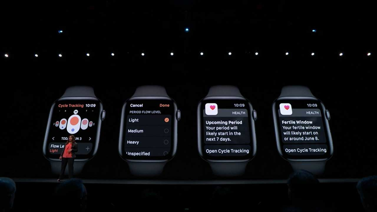 Apple WWDC 2019 Live Stream watchOS 6