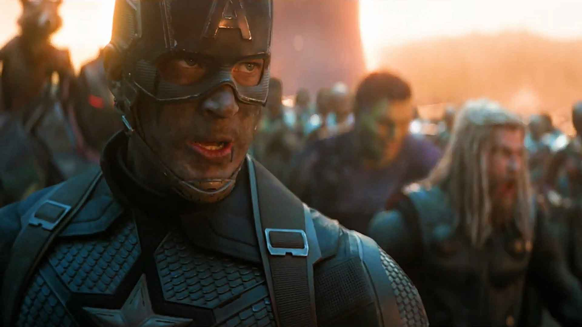 Avengers Assemble Scene From Endgame Released Online In Hd 1080p