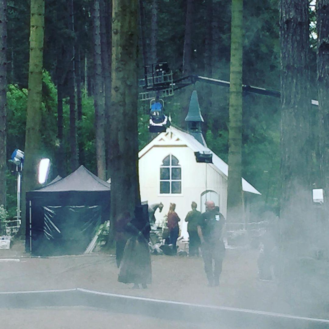 Black Widow Norway Set Photo 21
